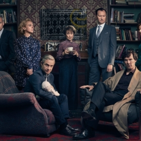 Sherlock 4×01 : «Did you miss me?»
