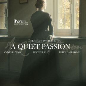 Emily Dickinson, A quiet passion : Un biopicintelligent