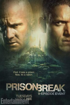 Prison Break : La série glisseailleurs