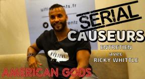 Interview vidéo de Ricky Whittle [American Gods] : «Bryan Fuller est un génie»