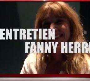 Interview vidéo de Fanny Herrero, scénariste de Dix pourcent