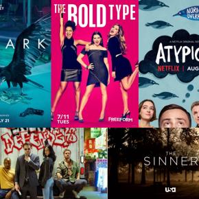 Bilan des séries estivales de2017