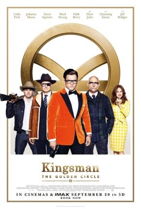 Kingsman 2 – The Golden Circle : Aussi jouissif que lepremier