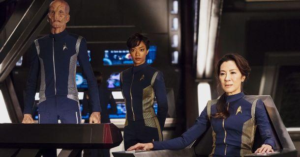 Star Trek - Discovery ''Equipe''