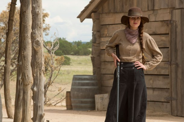 GODLESS - Michelle Dockery