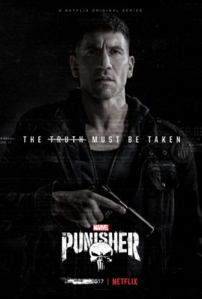 [Pilot] Marvel's The Punisher : Blood and Bored