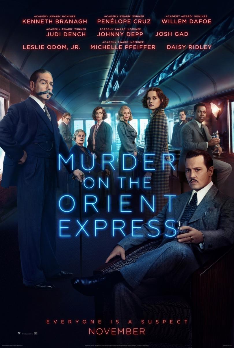 Le Crime de l'Orient-Express : Une leçon d'esthétisme par Branagh plus qu'un hommage à Poirot
