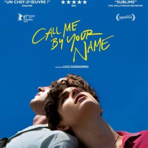 Call Me By Your Name : L'impudeur poétisée