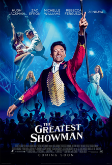 The Greatest Showman : Un spectacle (en)chantant