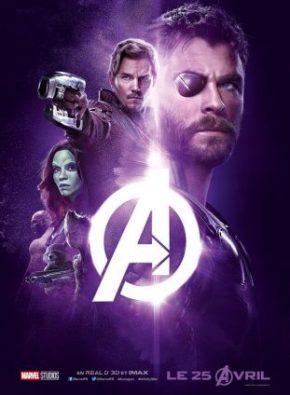 Avengers – Infinity War : la guerre estdéclarée