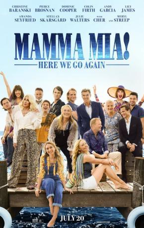 Mamma Mia ! Here we go again : Je ne peux pas résister!