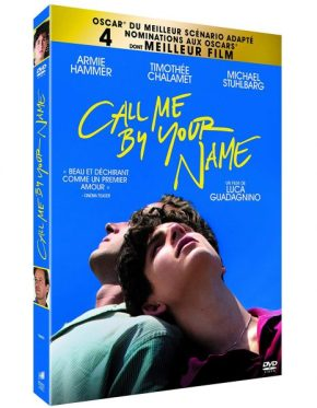 Test DVD : Call Me By Your Name