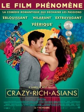 Crazy Rich Asians : L'amour brille sous les étoiles deSingapour
