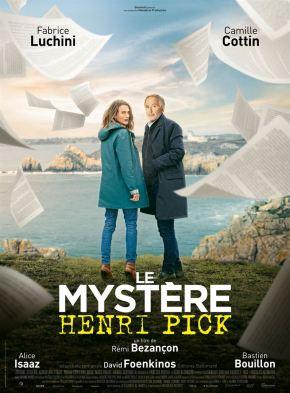 Le Mystère Henri Pick : Une enquête pleine decharme