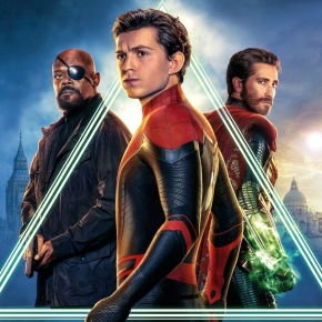 Spider-man : Far From Home : Le MCU en toile defond