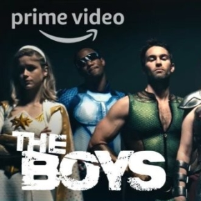 The Boys : Les anti super-héros d'Amazon Prime vidéo