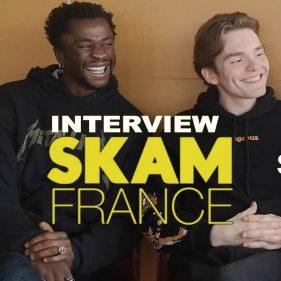 [Interview Vidéo] SKAM France – Robin Migné, Léo Daudin et Paul Scarfoglio : «Trop fier qu'on soit les premiers à dépasser l'histoire originale»