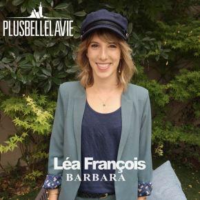 [Interview vidéo] Léa François (Plus Belle La Vie) : «Je vais me faire détester d'arriver au milieu du couple Emma/Baptiste»