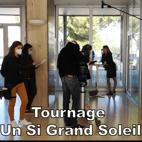 [Reportage Vidéo] Sur le tournage d'Un Si Grand Soleil en temps deCOVID